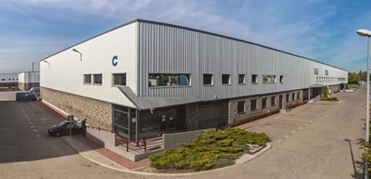 Warsaw Distribution Center